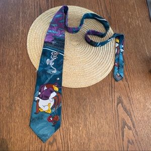 Looney Tunes All Time Cartoon Italy Made Dress Tie